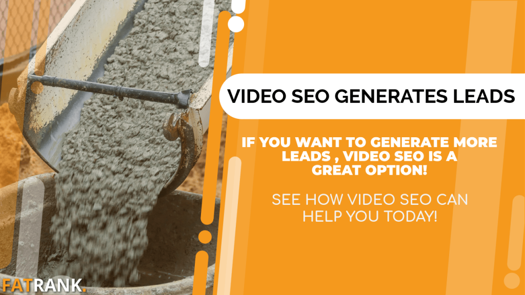 Video SEO generates Landscaping leads