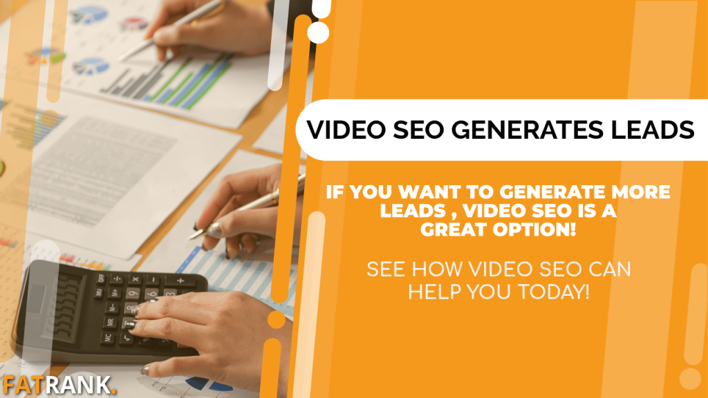 Video SEO generates accountant leads