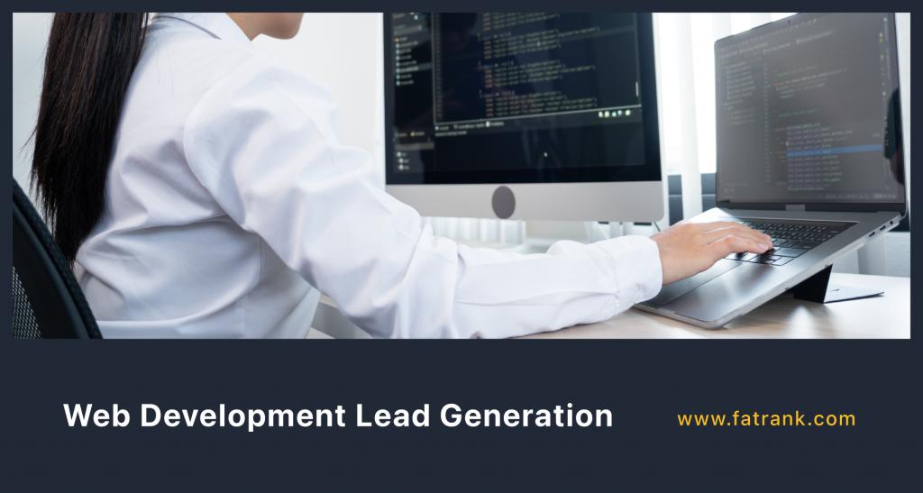 Web Development Lead Generation